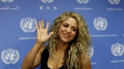 Shakira annule ses concerts de vendredi et samedi à