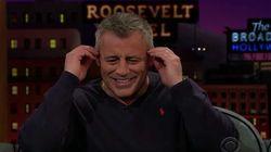Matt LeBlanc raconte pourquoi les cheveux de Joey dans