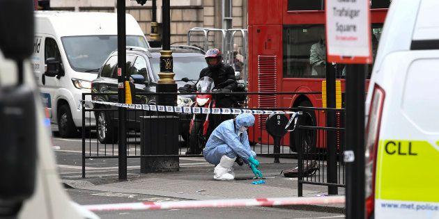 Arrestation d'un homme armé suspecté de vouloir commettre un attentat à