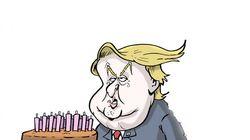 Qui soutient encore Donald Trump après ses 100 premiers