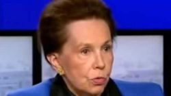 Marie-France Garaud, conseillère de Pompidou, va voter