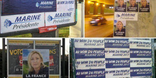 Affiches, calendrier électoral... Le Front national pressé d'en