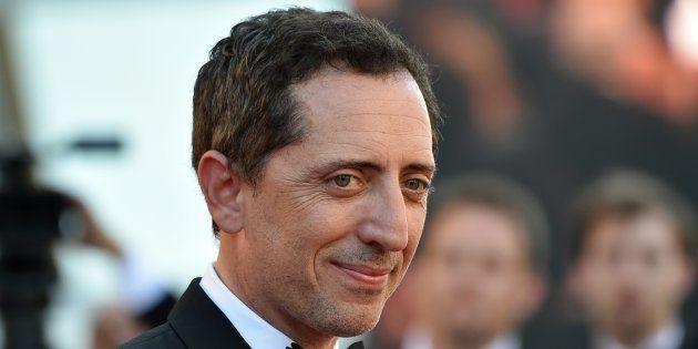 Gad Elmaleh à Cannes le 21 mai