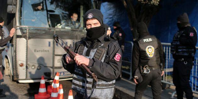 Les autorités turques annoncent avoir identifié l'auteur de l'attentat du Nouvel