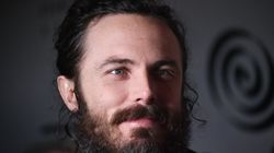 Casey Affleck caché sous sa barbe aux New York film Critics Circle