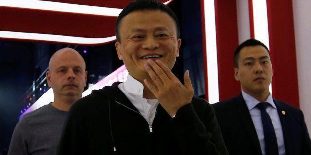 En 24h, Alibaba vend pour un montant équivalent au PIB du Honduras ou de