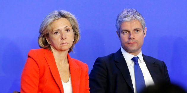 Valérie Pécresse et Laurent Wauquiez, deux lignes de plus en plus irréconciliables chez Les