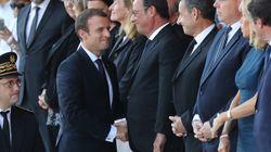 Hollande, Macron et l'héritage incontournable des attentats de