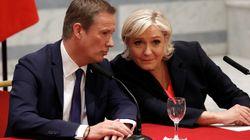 En s'associant à Nicolas Dupont-Aignan, Marine Le Pen gagne bien plus que des