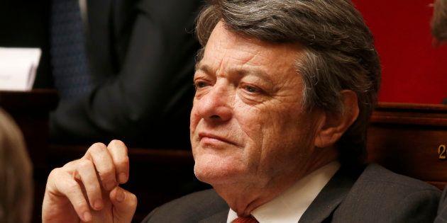 Jean-Louis Borloo, ici en avril 2013 à l'Assemblée nationale, dit