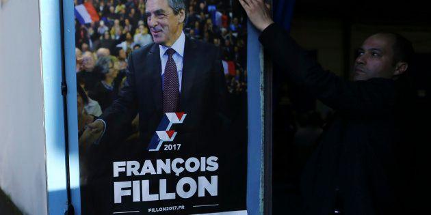 Affiche de campagne de François