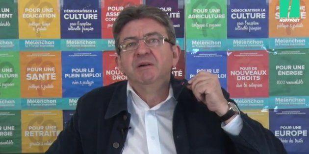 Blâmer Mélenchon de ne pas appeler à voter Macron est indécent, mais il devrait hurler contre les amalgames...