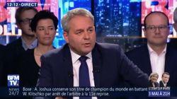 Nicolas Dupont-Aignan se réfère à Charles de Gaulle, Xavier Bertrand le compare à Pierre