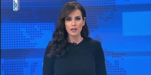 Une présentatrice libanaise répond aux critiques contre les victimes de l'attentat de