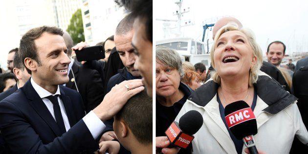 Dans l'entre-deux-tours de la présidentielle 2017, un match d'impro dicté par