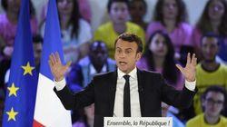 Macron refuse d'abandonner cette réforme comme le lui demande