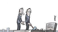 BLOG - Après la profanation de la tombe de Romy Schneider, qui en veut à