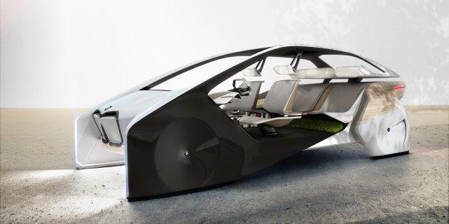 Le concept car présenté par