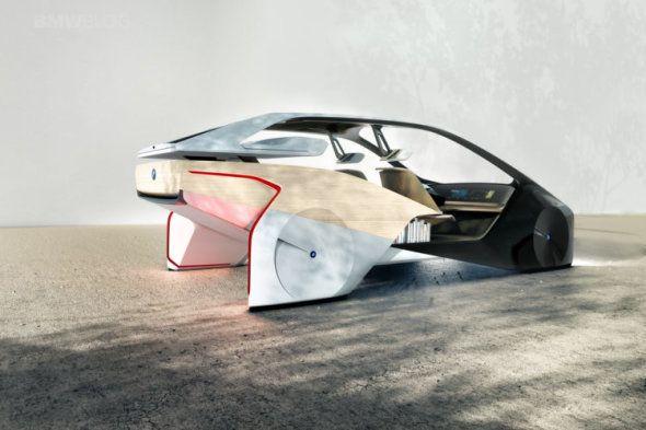 Le concept Car de BMW,
