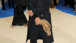 Jaden Smith a trouvé comment recycler ses vieilles dreadlocks pour le Met