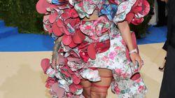 La robe de Rihanna au Met Gala a éclipsé toutes les