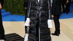 Solange Knowles et sa doudoune valent le
