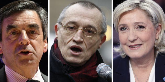 Derrière le plagiat de Marine Le Pen, Paul-Marie Coûteaux, l'artisan de l'union des