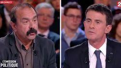 Les retrouvailles glaciales entre Valls et le patron de la