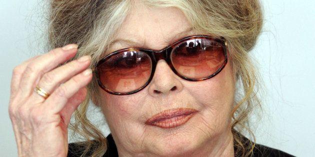 Brigitte Bardot appelle à voter contre Emmanuel