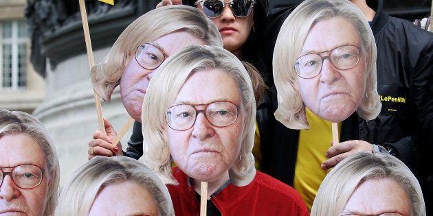 Rassurez-vous, au lendemain de son élection, Le Pen n'aurait finalement que peu de