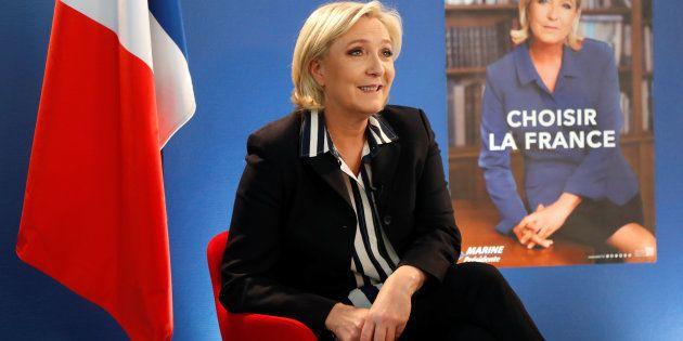 Ce plan de Marine Le Pen pour obtenir une majorité