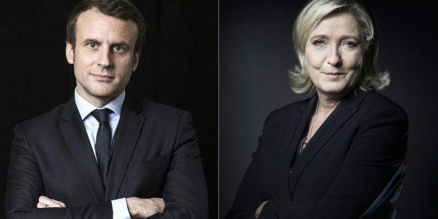 Emmanuel Macron et Marine Le Pen s'affrontent ce mercredi 3 mai pour le débat décisif de