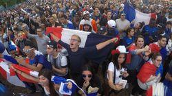 Vers une fanzone présidentielle pour accueillir la fête de la victoire dimanche