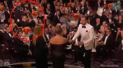 Le baiser passionné de Ryan Reynolds et Andrew Garfield n'a pas échappé aux
