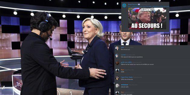 Sur Discord, Marine Le Pen ne convainc pas vraiment la Taverne des