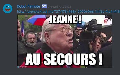 Débat Macron - Le Pen : sur Discord, Marine Le Pen ne convainc pas vraiment sa fameuse