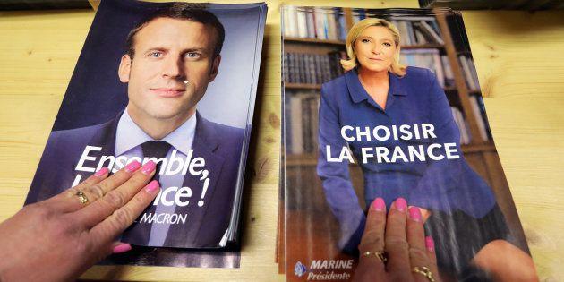 Ce qui ressort du débat Macron Le Pen, c'est une Europe qu'ils se