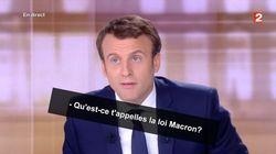 Macron a-t-il tutoyé Le Pen pendant le débat? À vous de