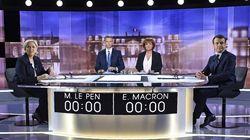 16,5 millions de téléspectateurs ont regardé le débat entre Macron et Le