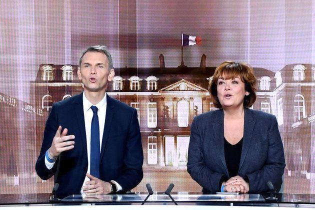 Critiqués, Christophe Jakubyszyn et Nathalie Saint-Cricq se défendent après le