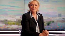 BLOG - Marine Le Pen avance