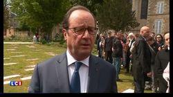 François Hollande a trouvé le débat
