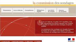 La mise en garde de la Commission des sondages avant le second