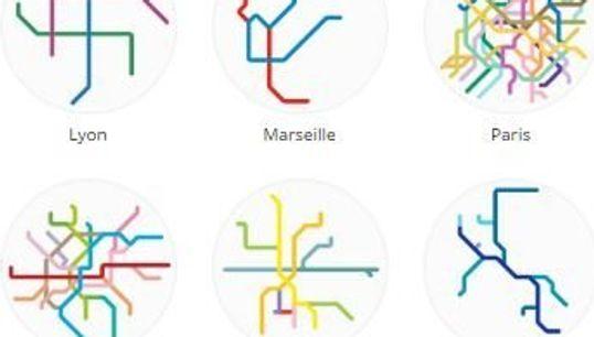 Il dessine les plans de 220 métros en