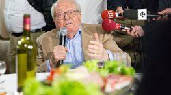 Selon Mediapart, Jean-Marie Le Pen s'est offert 8500 euros de grands vins sur le dos du Parlement