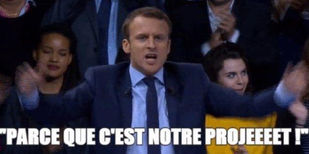 Le programme d'Emmanuel Macron pour l'élection présidentielle