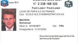 La FFF dévoile la dernière licence de foot de