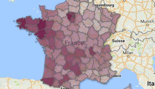 Où Emmanuel Macron fait-il ses meilleurs