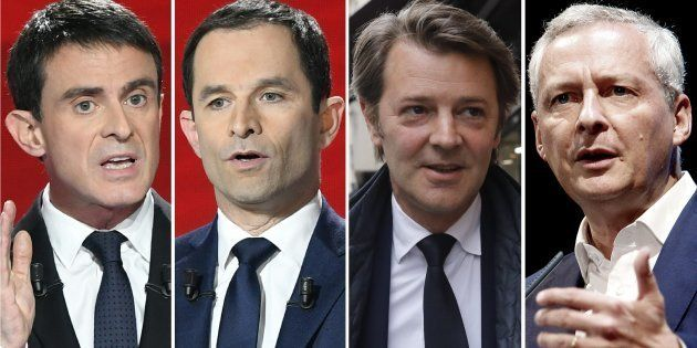 Face à Macron, le PS et Les Républicains écartelés entre trois stratégies