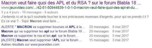 Emmanuel Macron va-t-il supprimer les APL? La fausse rumeur qui tourne sur
